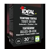 Emballage du produit TEINTURE POUDRE TOUT EN UN